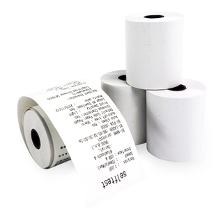 80mm*50mm Thermal Paper Rolls