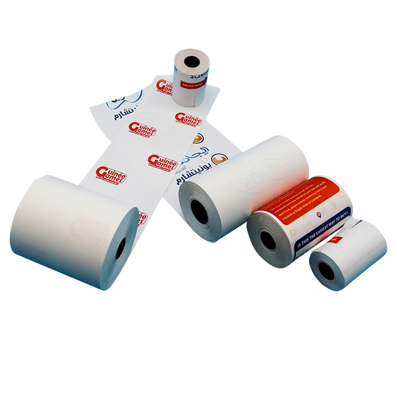 "2 1/4"" x 85′ Thermal Paper Rolls"