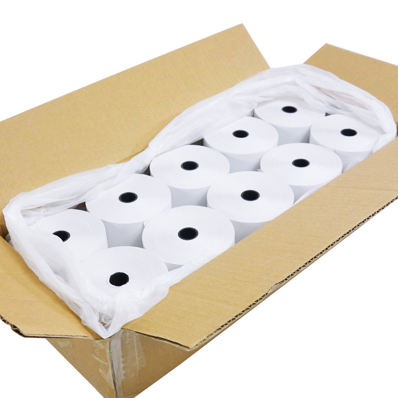 80mm*70mm Thermal Paper Rolls